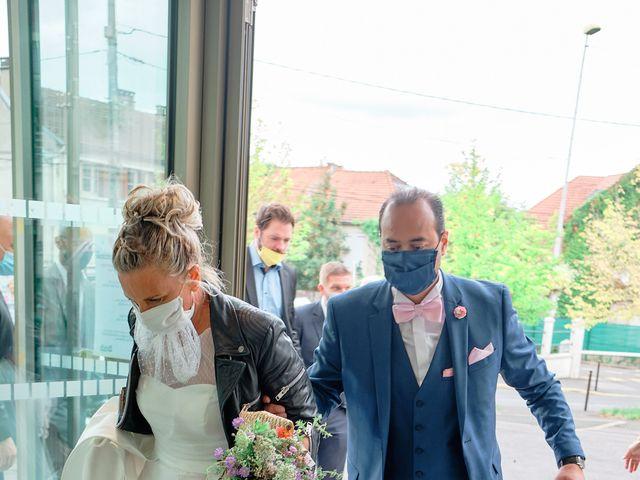 Le mariage de Rachid et Alexandra à Villepinte, Seine-Saint-Denis 11