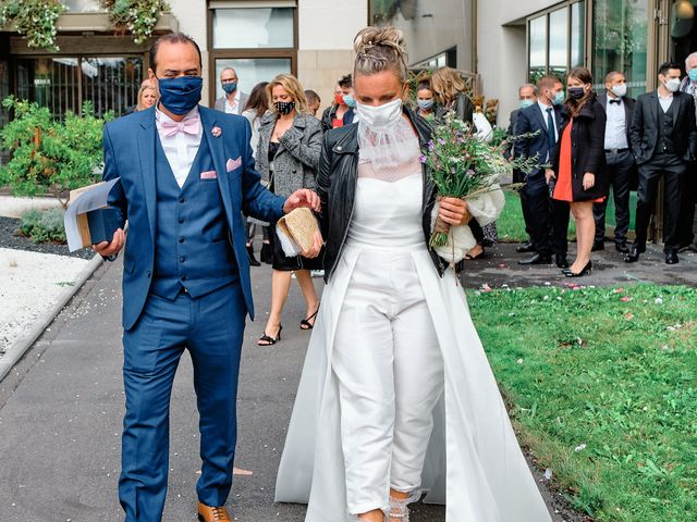 Le mariage de Rachid et Alexandra à Villepinte, Seine-Saint-Denis 19