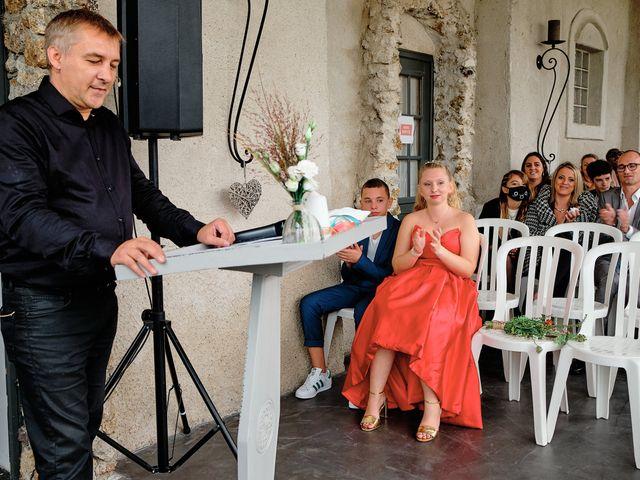 Le mariage de Rachid et Alexandra à Villepinte, Seine-Saint-Denis 36