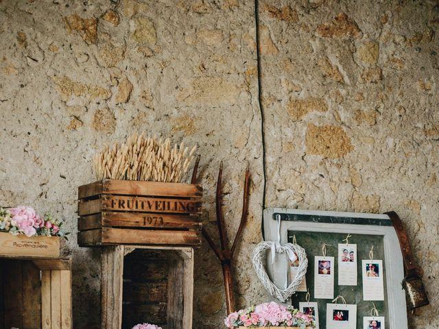 Le mariage de Thomas et Sophie à Capestang, Hérault 16