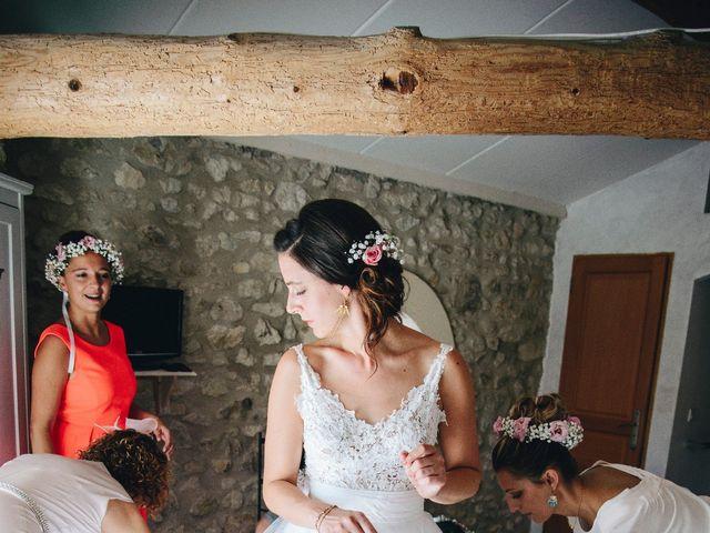 Le mariage de Thomas et Sophie à Capestang, Hérault 88