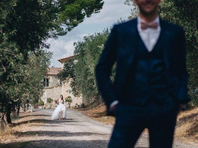 Le mariage de Thomas et Sophie à Capestang, Hérault 104