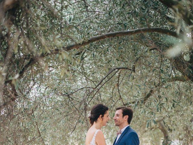 Le mariage de Thomas et Sophie à Capestang, Hérault 120