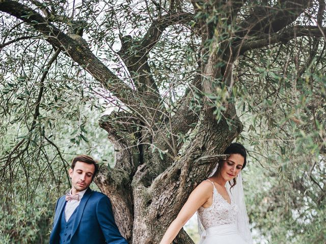 Le mariage de Thomas et Sophie à Capestang, Hérault 133