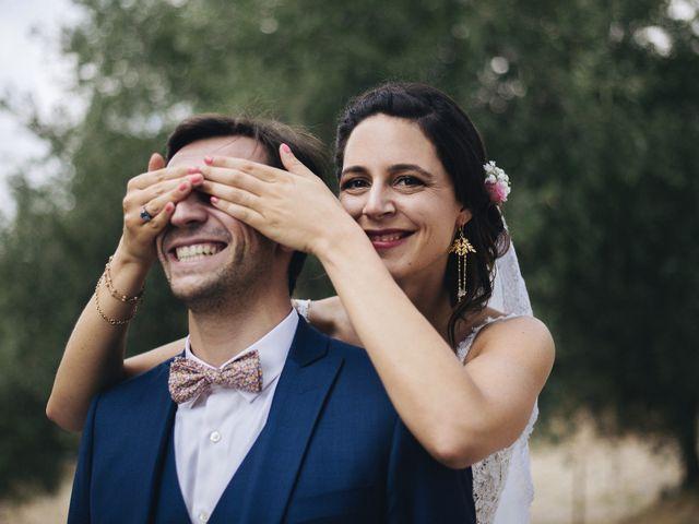 Le mariage de Thomas et Sophie à Capestang, Hérault 138