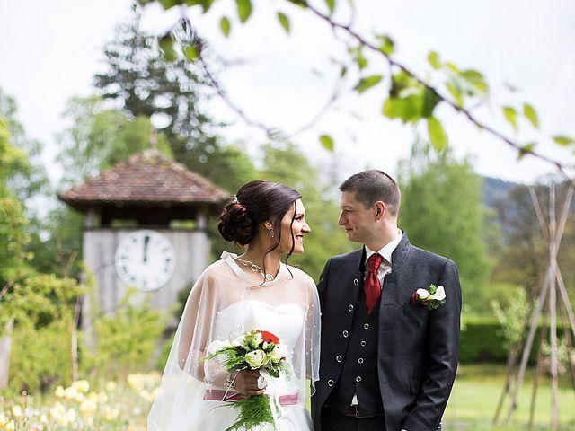 Le mariage de Arnaud et Muriel à Lutterbach, Haut Rhin 3