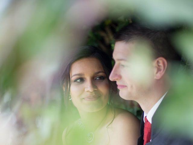 Le mariage de Arnaud et Muriel à Lutterbach, Haut Rhin 5