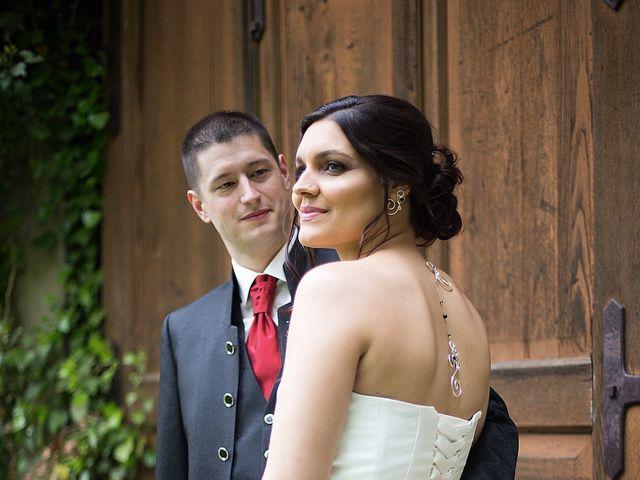 Le mariage de Arnaud et Muriel à Lutterbach, Haut Rhin 9