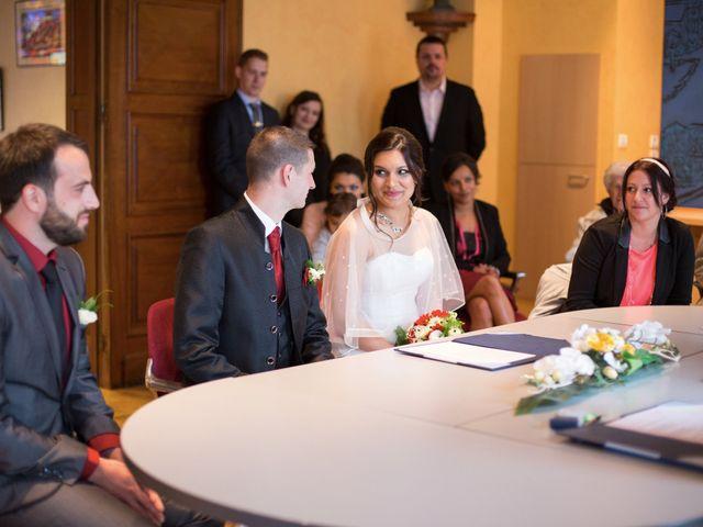 Le mariage de Arnaud et Muriel à Lutterbach, Haut Rhin 16