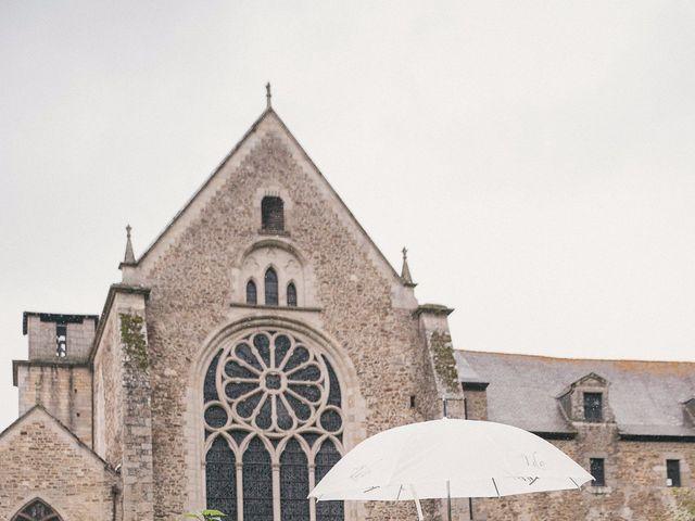 Le mariage de Jean-Manuel et Mélanie à Dinan, Côtes d'Armor 7