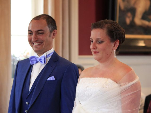 Le mariage de Jean-Manuel et Mélanie à Dinan, Côtes d'Armor 8