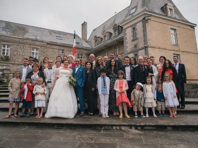 Le mariage de Jean-Manuel et Mélanie à Dinan, Côtes d'Armor 9