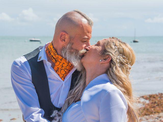 Le mariage de Wilfried et Jessica à Noirmoutier-en-l'Île, Vendée 1
