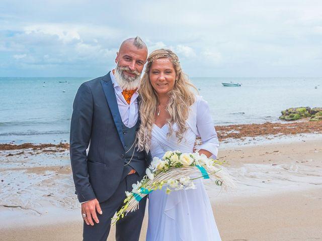 Le mariage de Wilfried et Jessica à Noirmoutier-en-l'Île, Vendée 2