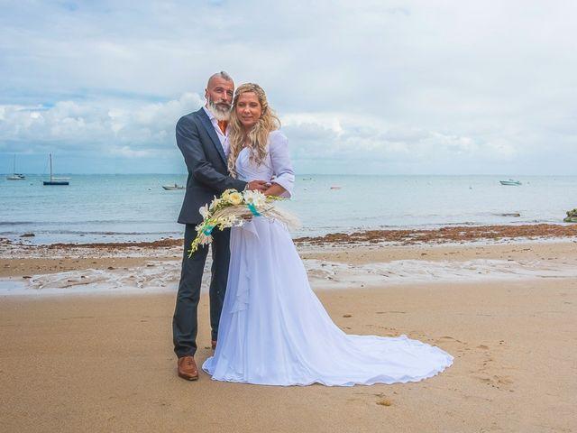 Le mariage de Wilfried et Jessica à Noirmoutier-en-l'Île, Vendée 3