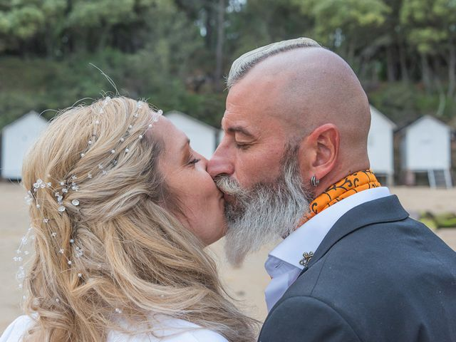 Le mariage de Wilfried et Jessica à Noirmoutier-en-l'Île, Vendée 4