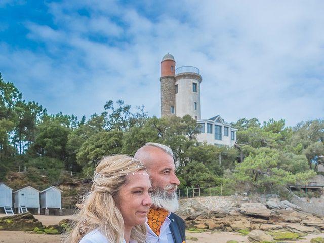 Le mariage de Wilfried et Jessica à Noirmoutier-en-l'Île, Vendée 5