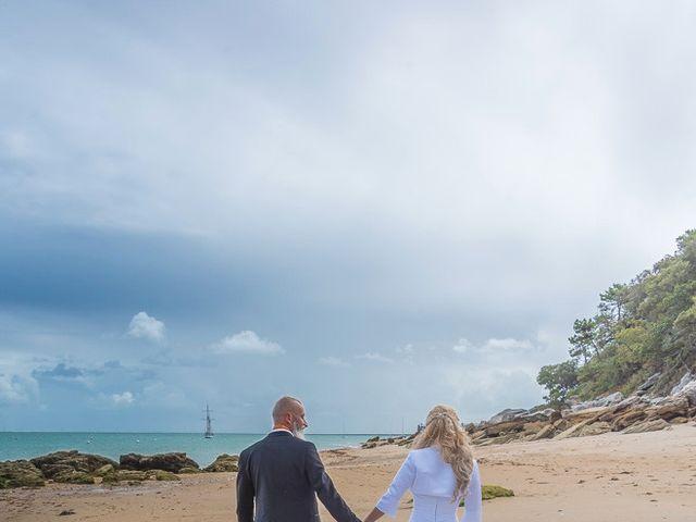 Le mariage de Wilfried et Jessica à Noirmoutier-en-l'Île, Vendée 8