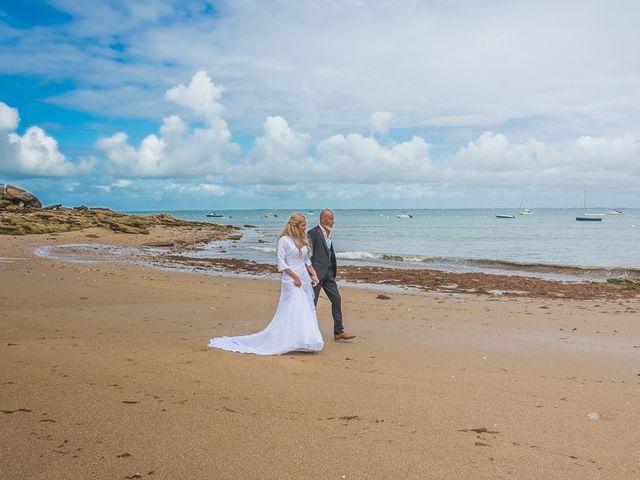 Le mariage de Wilfried et Jessica à Noirmoutier-en-l'Île, Vendée 9