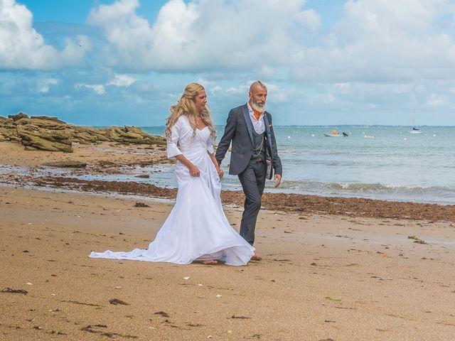 Le mariage de Wilfried et Jessica à Noirmoutier-en-l'Île, Vendée 10