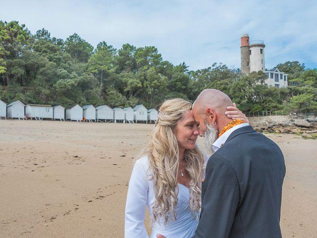 Le mariage de Wilfried et Jessica à Noirmoutier-en-l'Île, Vendée 11