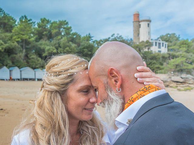 Le mariage de Wilfried et Jessica à Noirmoutier-en-l'Île, Vendée 12