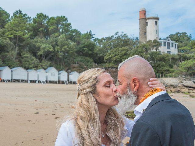 Le mariage de Wilfried et Jessica à Noirmoutier-en-l'Île, Vendée 13