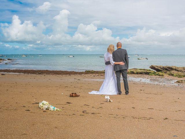 Le mariage de Wilfried et Jessica à Noirmoutier-en-l'Île, Vendée 14