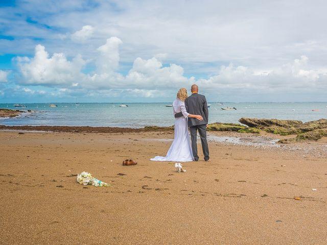 Le mariage de Wilfried et Jessica à Noirmoutier-en-l'Île, Vendée 15