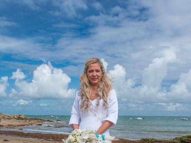 Le mariage de Wilfried et Jessica à Noirmoutier-en-l'Île, Vendée 17
