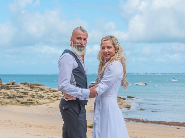 Le mariage de Wilfried et Jessica à Noirmoutier-en-l'Île, Vendée 20