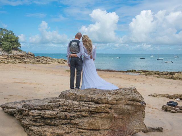 Le mariage de Wilfried et Jessica à Noirmoutier-en-l'Île, Vendée 21