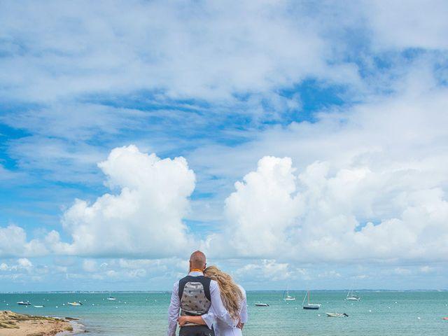 Le mariage de Wilfried et Jessica à Noirmoutier-en-l'Île, Vendée 22