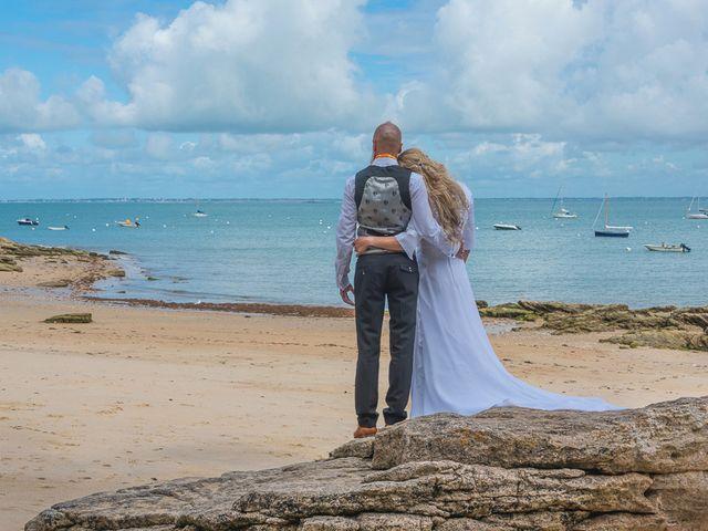 Le mariage de Wilfried et Jessica à Noirmoutier-en-l'Île, Vendée 23