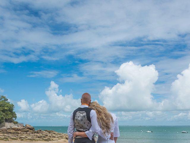 Le mariage de Wilfried et Jessica à Noirmoutier-en-l'Île, Vendée 24