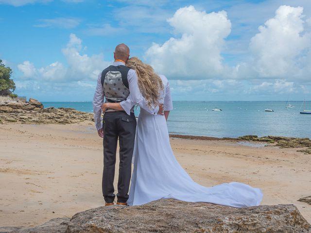 Le mariage de Wilfried et Jessica à Noirmoutier-en-l'Île, Vendée 25