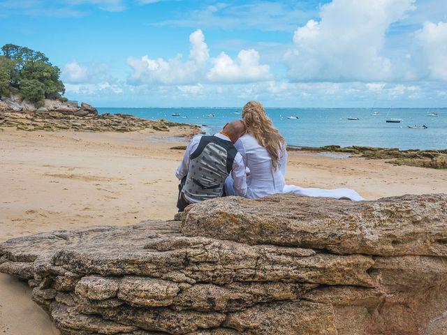 Le mariage de Wilfried et Jessica à Noirmoutier-en-l'Île, Vendée 27