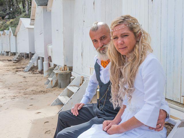 Le mariage de Wilfried et Jessica à Noirmoutier-en-l'Île, Vendée 31