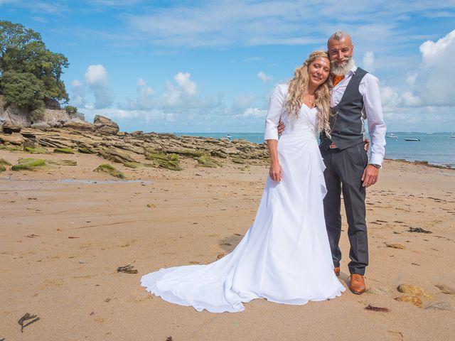Le mariage de Wilfried et Jessica à Noirmoutier-en-l'Île, Vendée 33