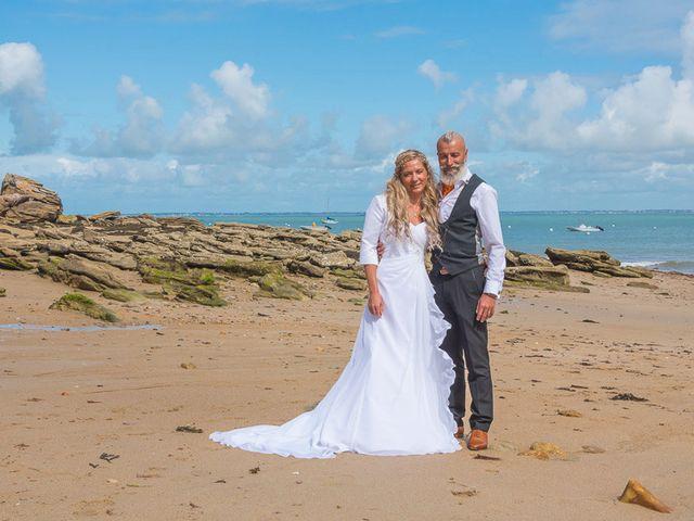 Le mariage de Wilfried et Jessica à Noirmoutier-en-l'Île, Vendée 34