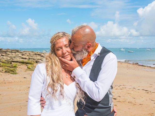 Le mariage de Wilfried et Jessica à Noirmoutier-en-l'Île, Vendée 35