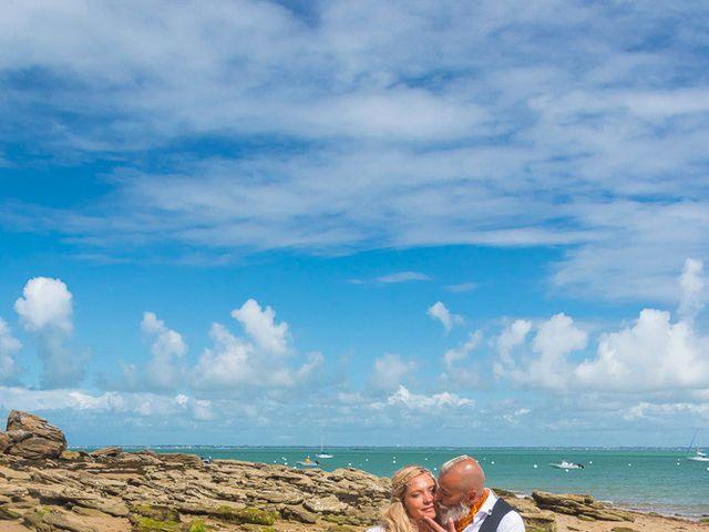 Le mariage de Wilfried et Jessica à Noirmoutier-en-l'Île, Vendée 36