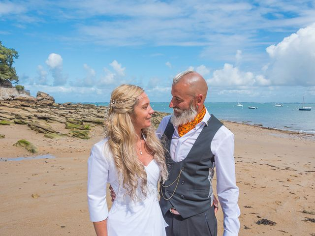 Le mariage de Wilfried et Jessica à Noirmoutier-en-l'Île, Vendée 37