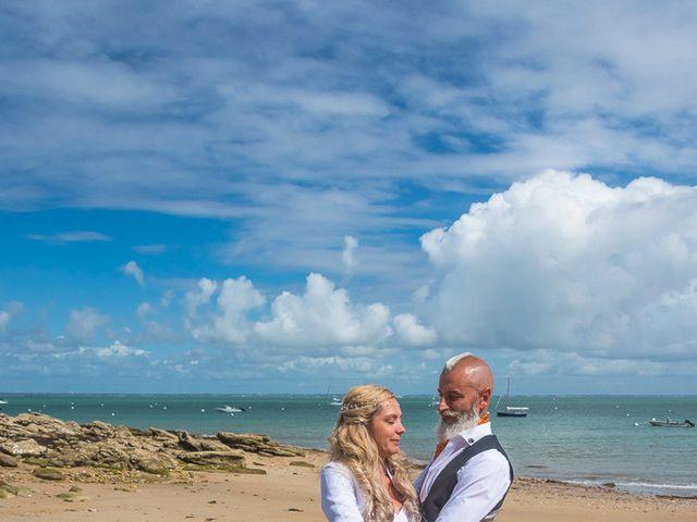 Le mariage de Wilfried et Jessica à Noirmoutier-en-l'Île, Vendée 39