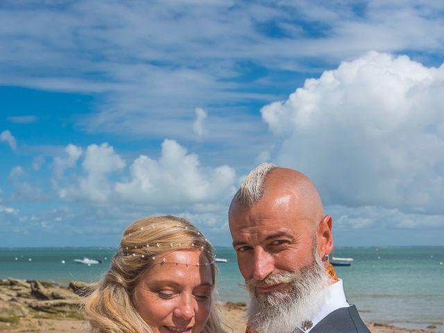 Le mariage de Wilfried et Jessica à Noirmoutier-en-l'Île, Vendée 40