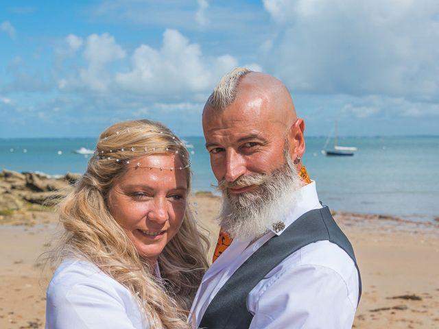 Le mariage de Wilfried et Jessica à Noirmoutier-en-l'Île, Vendée 41