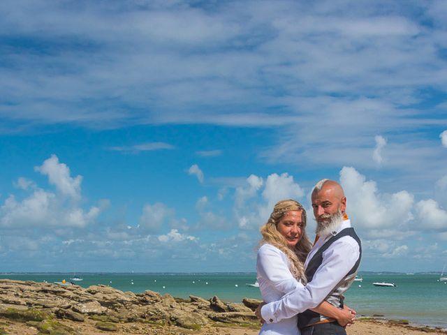 Le mariage de Wilfried et Jessica à Noirmoutier-en-l'Île, Vendée 43
