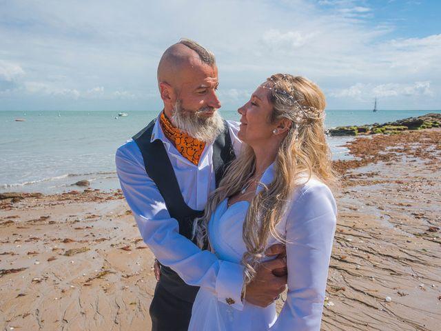 Le mariage de Wilfried et Jessica à Noirmoutier-en-l'Île, Vendée 45
