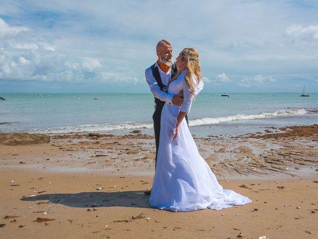 Le mariage de Wilfried et Jessica à Noirmoutier-en-l'Île, Vendée 47
