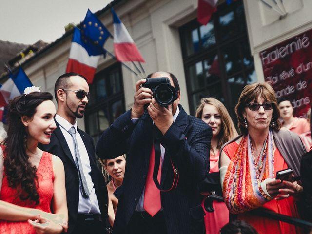 Le mariage de Sébastien et Vanessa à Paris, Paris 16